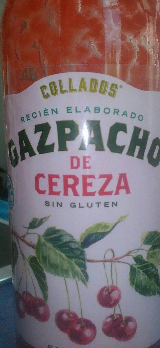 Gazpacho de cereza - Producto - es