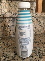zü frutos rojos agua del mediterraneo - Informació nutricional