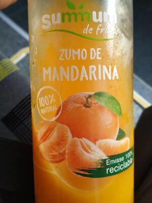 Zumo de mandarina - Product - es