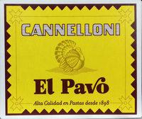 Cannelloni - Producte