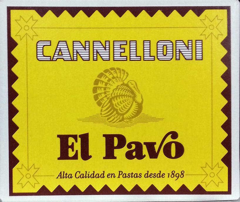 Cannelloni - Producto