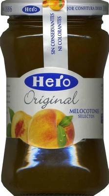"Confitura de melocotón ""Hero Original"" - Producte - es"