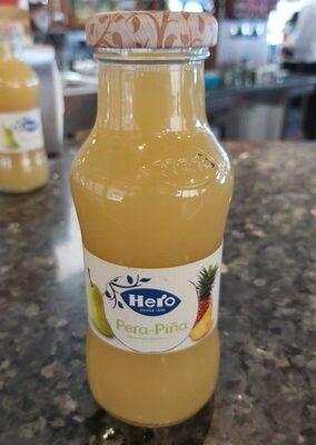 Zumo Pera Piña - Producte