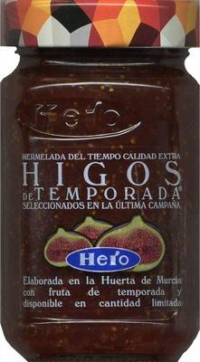 "Mermelada de higos ""Hero"" Temporada - Producte"