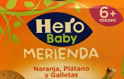 Hero Baby Merienda - Producto