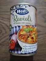 Ravioli L'ou Amb Carn - Producto