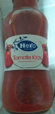 Zumo de tomate - Producto - es