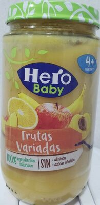 Frutas variadas - Product - fr