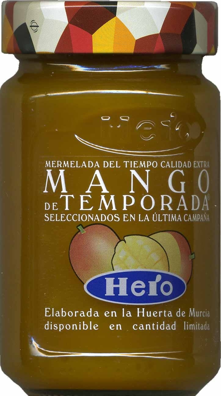 Mermelada de mango - Product