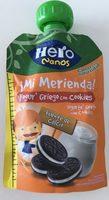 Hero Nanos Super Yogur Griego Con Cookies - Produit - fr