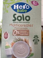 Solo multicereales 0% - Product - pt