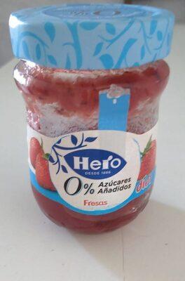 Mermelada de fresa - Product - es