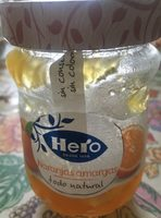 Hero  confitura de naranja amarga - Producto