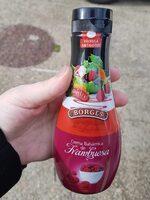 Borges Raspberry Crema Balsamica 250g - Produit
