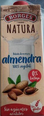 Natura Almendra - Produit