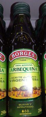 Oli verge extra arbequina - Produit - fr