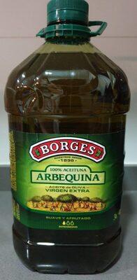 Aceite de oliva virgen extra 100% aceituna arbequina - Product