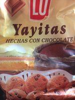 Galletas Con Chocolate. - Producte - fr