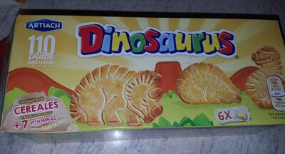 Dinosaurus Galleta 185G - Producto - fr