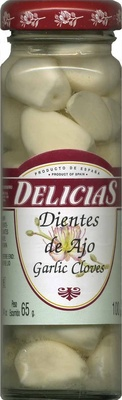 Dientes de ajo encurtidos - Product - es