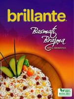 Brillante Arroz Basmati Brajma - Product - es