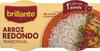 Arroz redondo tradicional cocido para guarnición pack 2 envase 125 g - Producto
