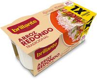 Brillante vasito de Arroz redondo - Producto - es