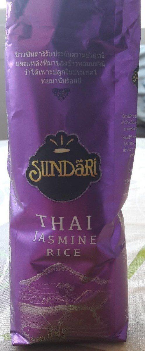 Thai jasmine rice - Produit - fr