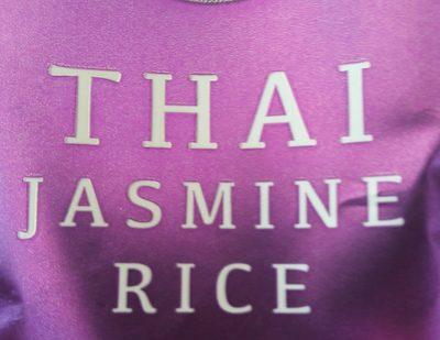 Thai jasmine rice - Ingrédients - fr