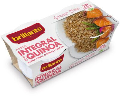 Arroz integral con quinoa, avena, trigo, centeno y cebada - Producto
