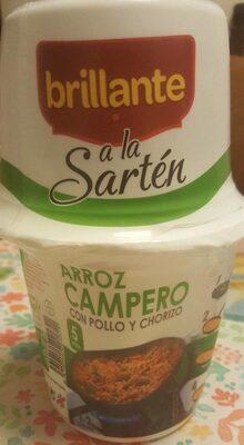 Arroz Campero con Pollo y Chorizo - Producto - es