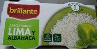 Arroz sabor Lima y albahaca - Producto - es