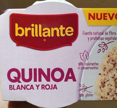 Quinoa blanca y roja - Producto - es