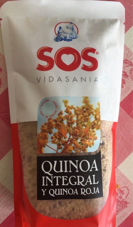 Quinoa Integral et rouge - Product