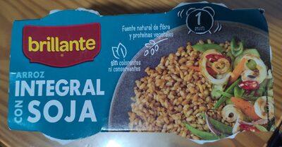 Arroz Integral con Soja - Produit - es