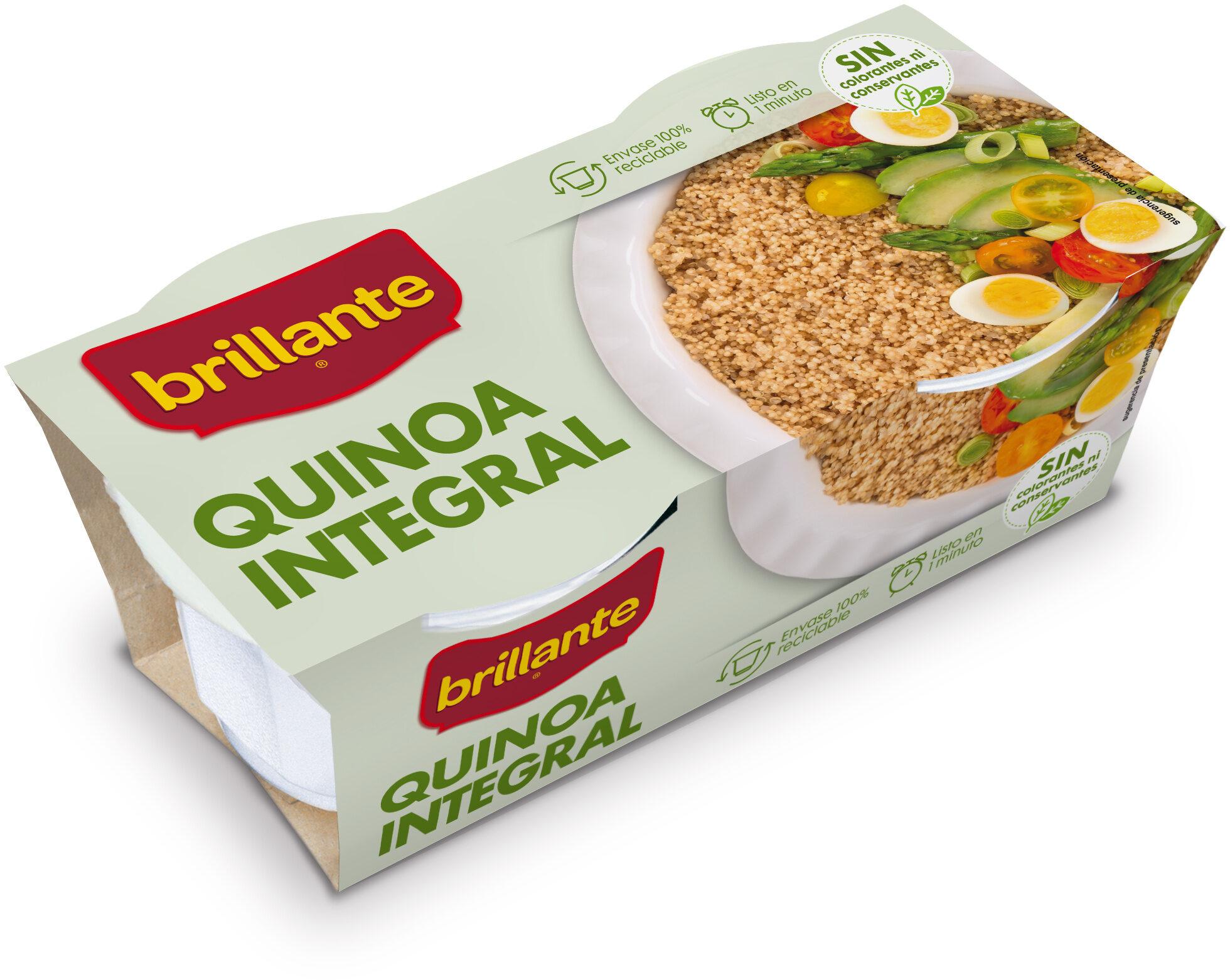 Brillante vasito de Quinoa Integral - Produit - es