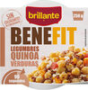Benefit legumbres quinoa con verduras - Produit