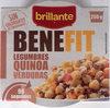 Benefit legumbres quinoa verduras - Product