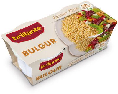 Brillante vasito de Bulgur - Producto