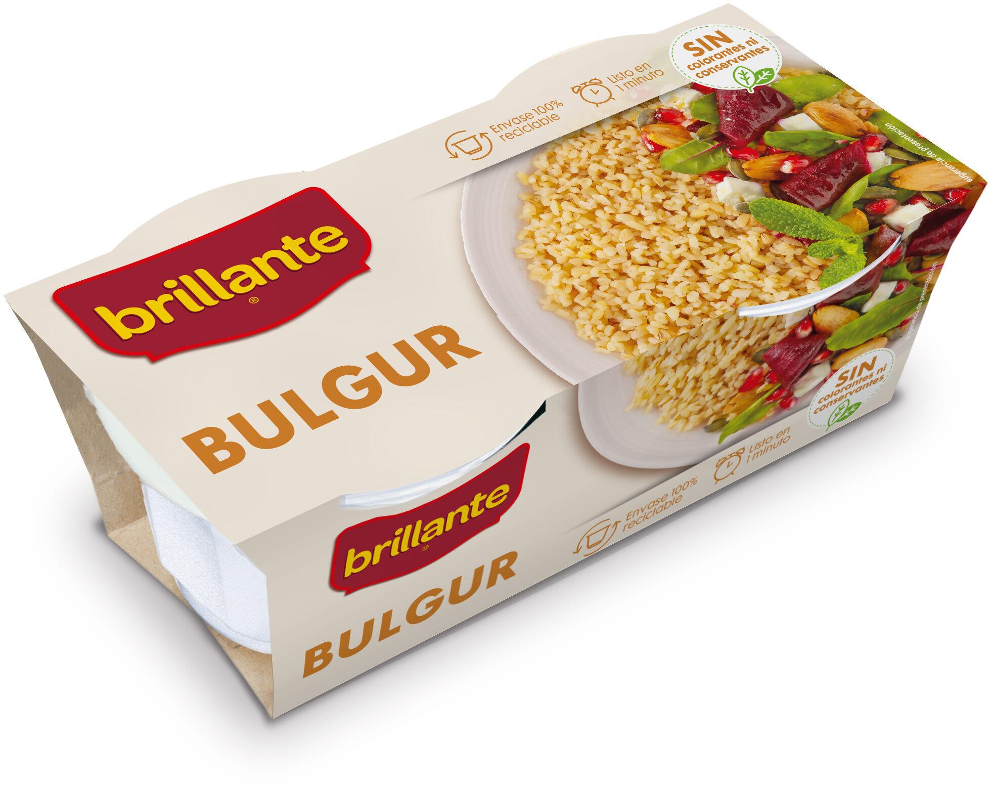 Brillante vasito de Bulgur - Producto - es