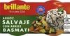 Arroz cocido salvaje con arroz Basmati - Product