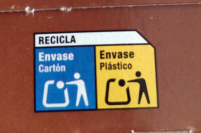 Arroz salvaje con arroz basmati - Recycling instructions and/or packaging information - es