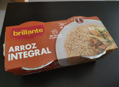 Brillante Arroz integral - Produit - es