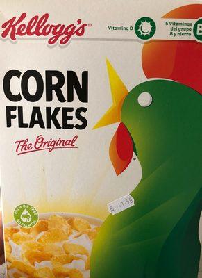 Corn Flakes De Kellogg's Cereales Original - Product - es