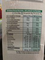 Corn Flakes Kellogg's - Ingredientes