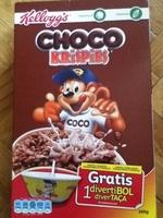 choco krispies - Producto