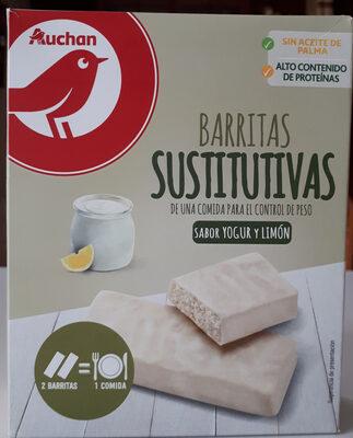Barritas Sustitutivas - Producto - es
