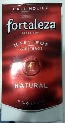 Café molido natural - Produit