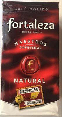 Café molido natural - Product