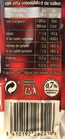Café molido natural - Nutrition facts